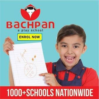 Apply to Bachpan Preschool