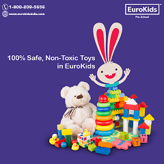 Apply for Admission at EuroKids International Preschool